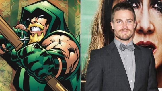 绿箭 第一季/日前,CW电视网决定,由出演《大器晚成》(Hung)的Stephen...